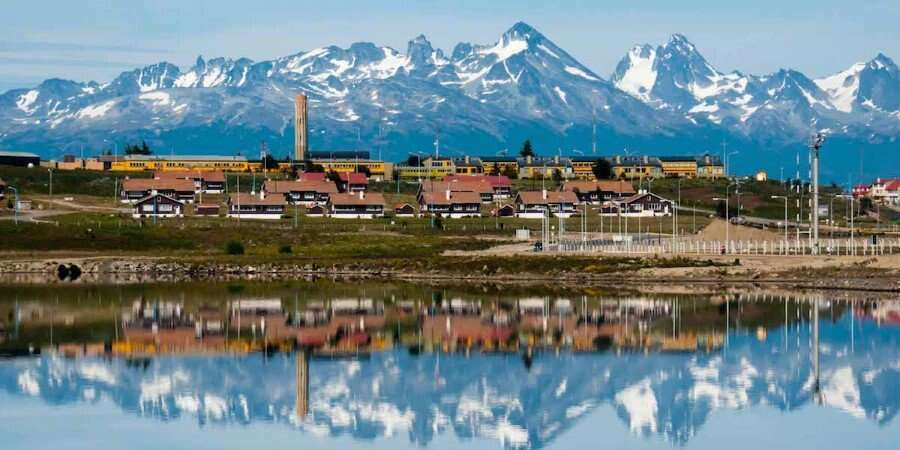 The Southernmost Town in the World - Ushuaia