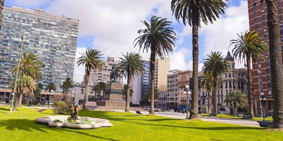 A Vibrant Capital in Spring - Montevideo - Embarkation