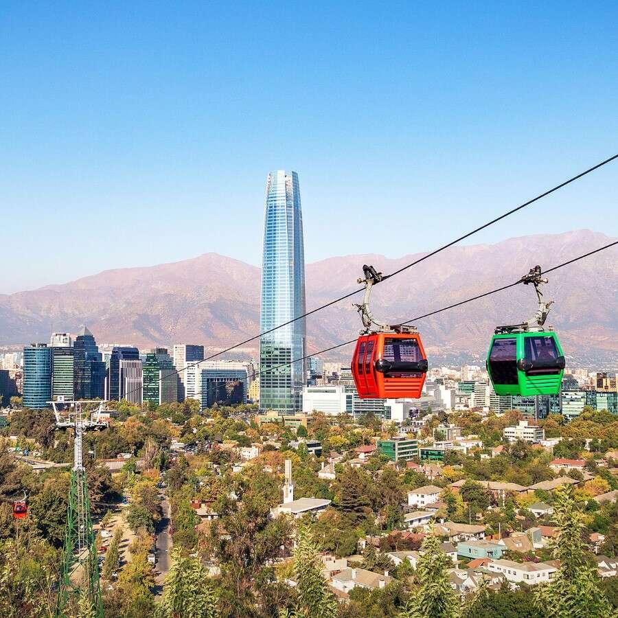 Dynamic diversity  - Santiago de Chile
