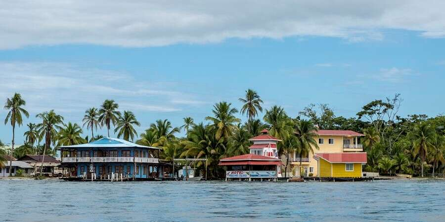 Unesco Site And Biosphere Reserve - Bocal Del Toro