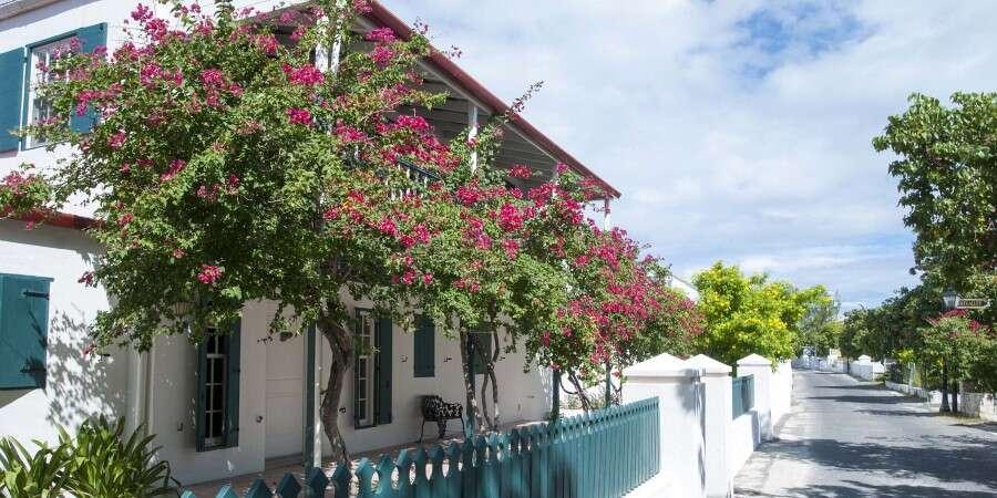 Sleepy Capital - Cockburn Town, Turks and Caicos