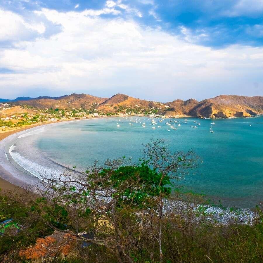 Nicaragua's Best Surfing Beaches - San Juan del Sur, Nicaragua