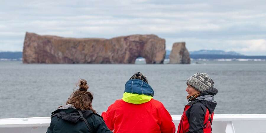 Magnificent Views and Wonderful Wildlife - Percé