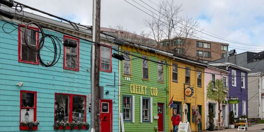 Vibrant City on the Rise - Halifax