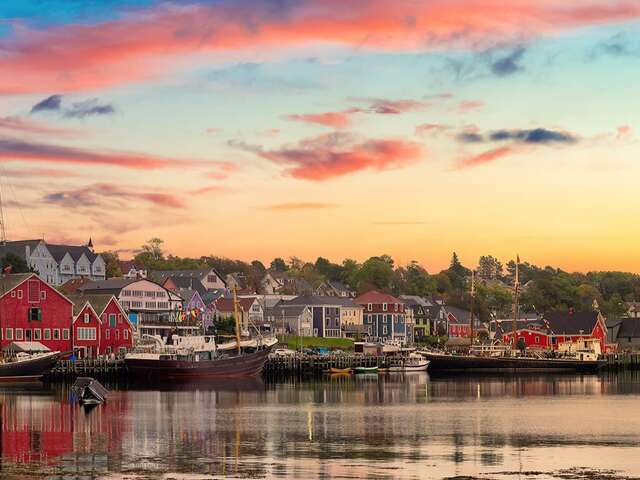 Halifax to Boston - History, Seafood, and Nature Reserves