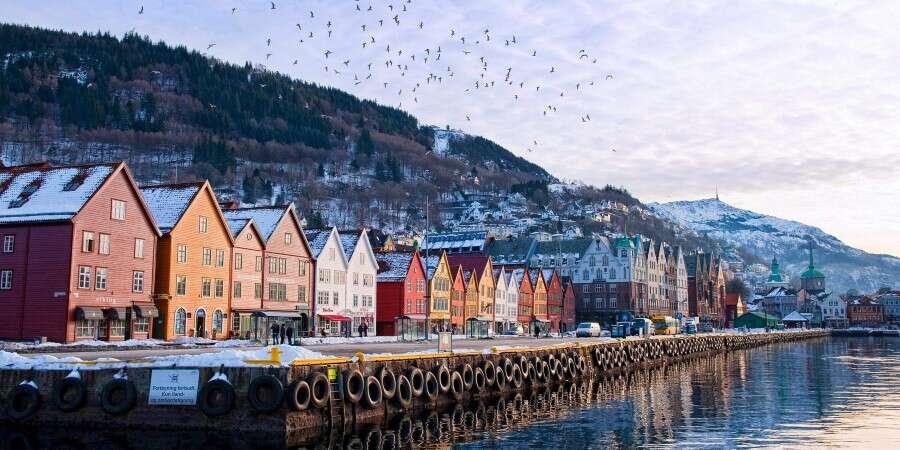 Beautiful Bergen - Bergen, Norway