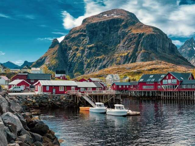 Dover - NorthCape - Dover: Norwegian fjords, North Cape and the Arctic sunshine
