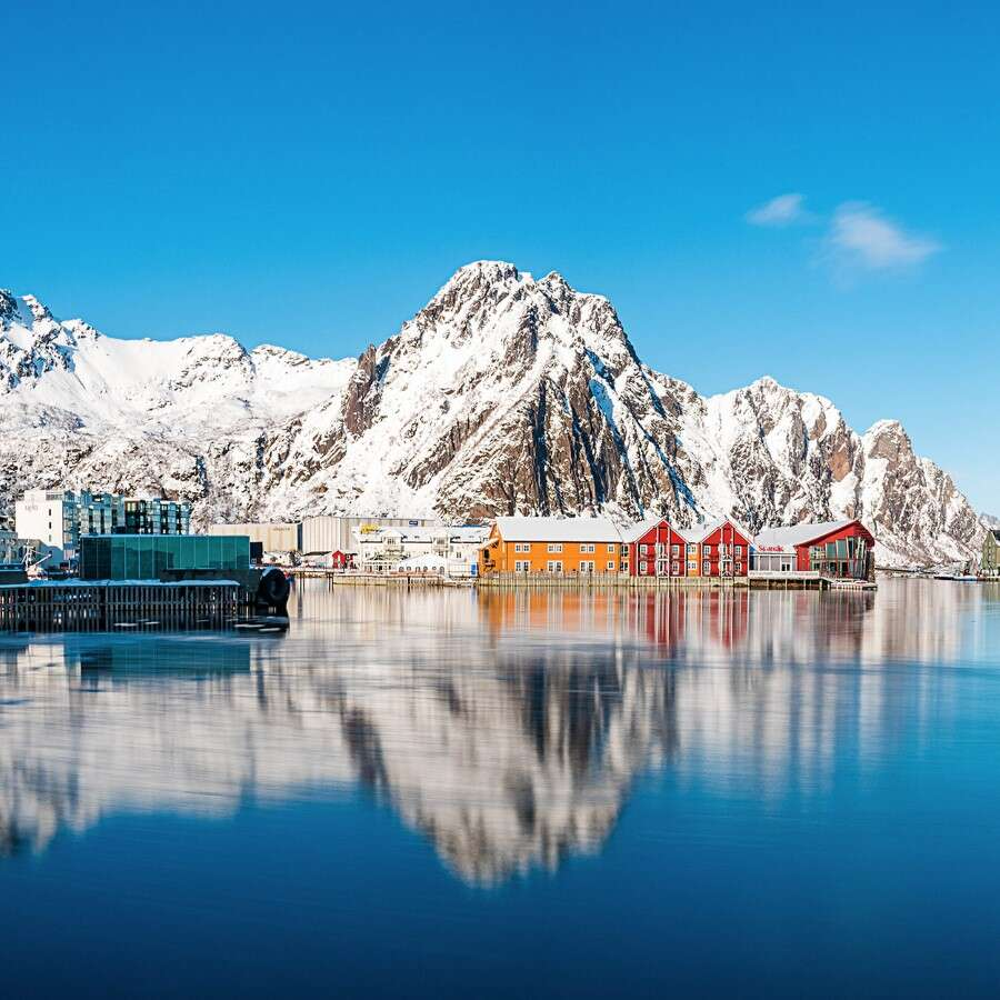 The enchanting Lofoten Islands - Svolvær, Norway