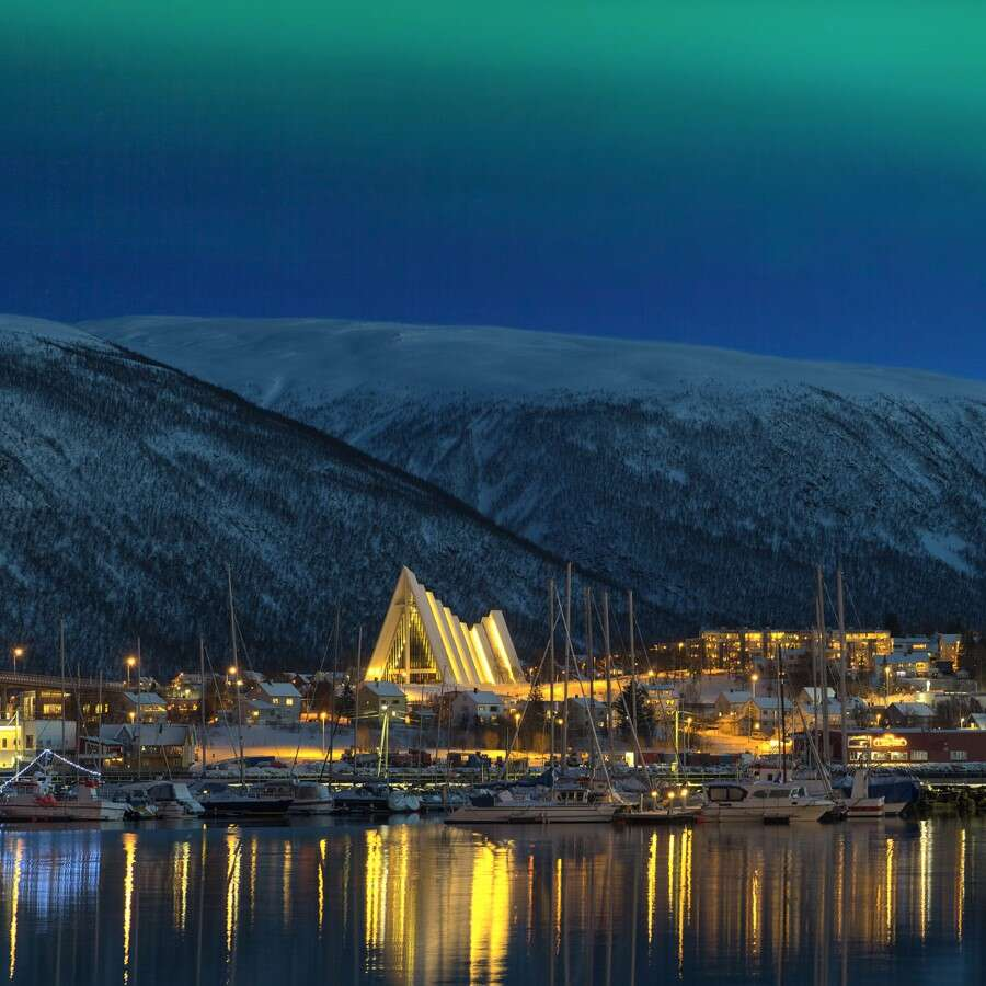 The Gateway to the Arctic - Tromsø, Norway