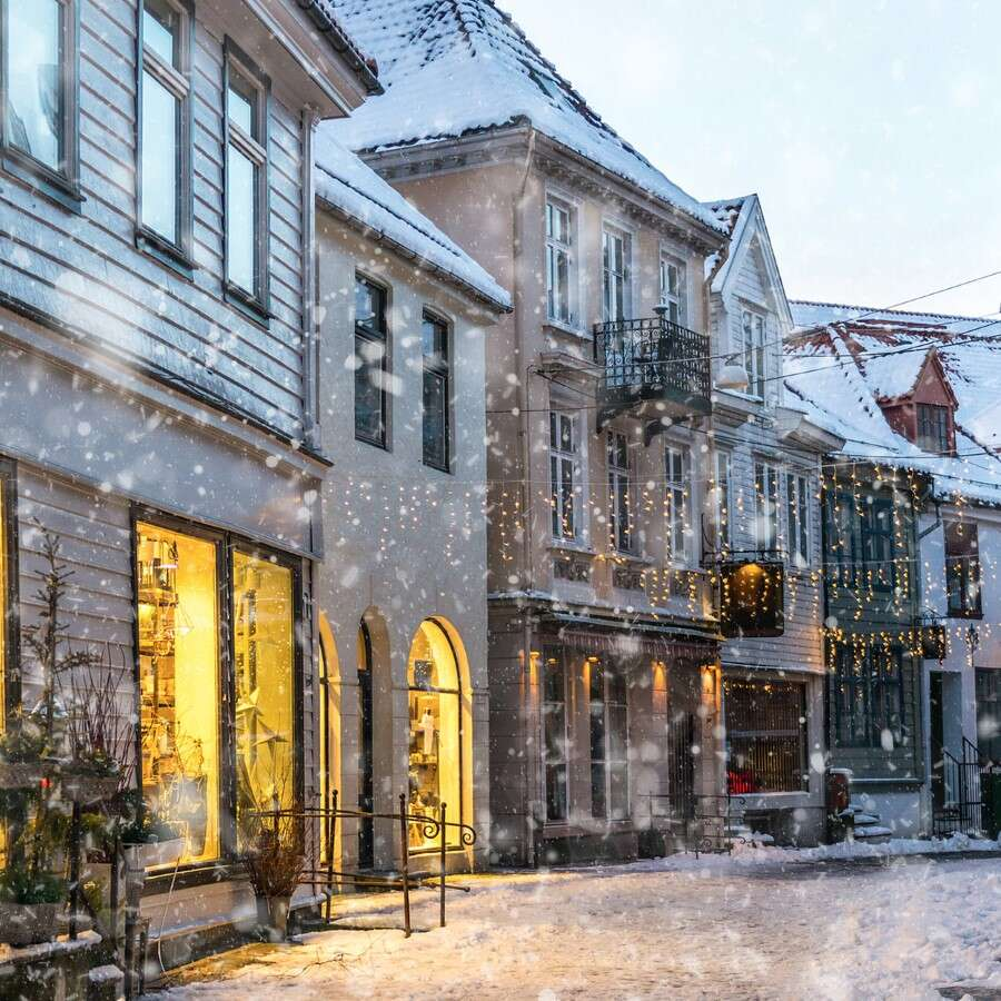 An unforgettable Christmas - Bergen