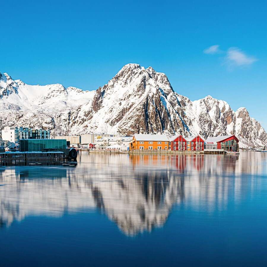 The enchanting Lofoten Islands  - Svolvær, Lofoten