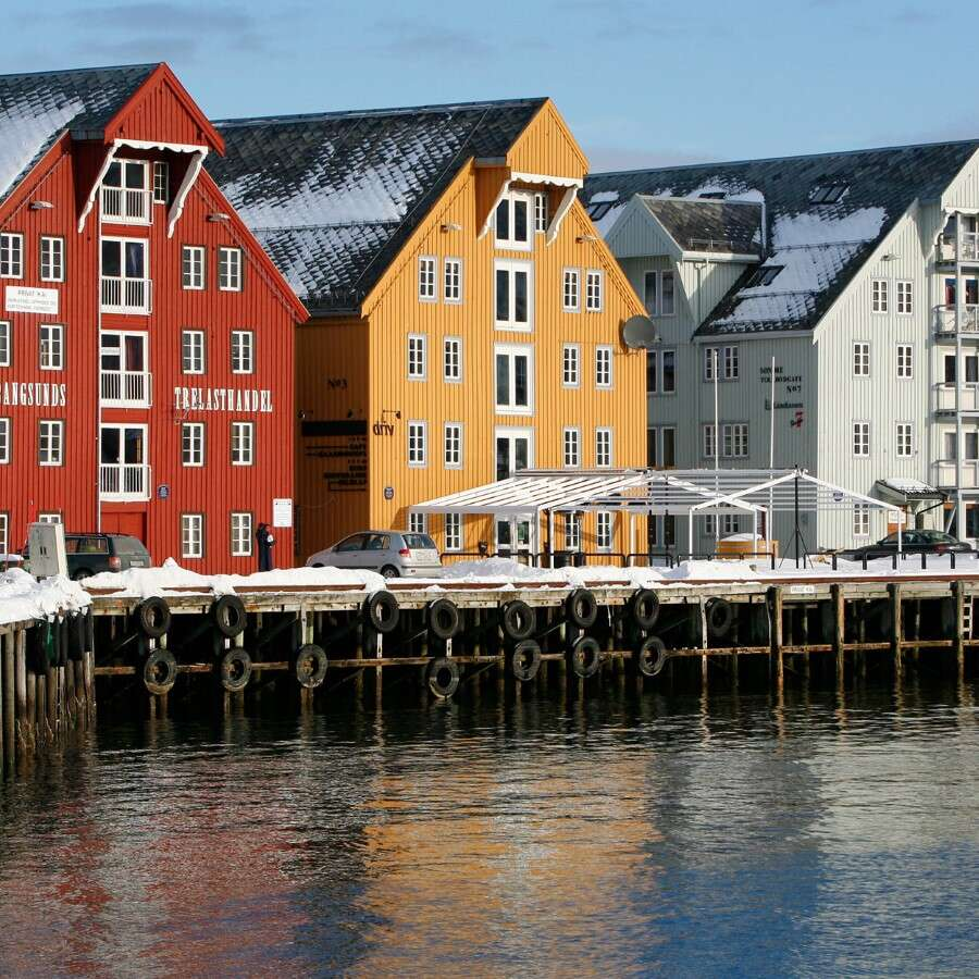 The Gateway to the Arctic - Tromsø