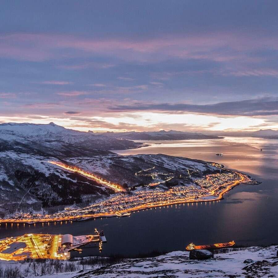 The Battle of Narvik - Narvik