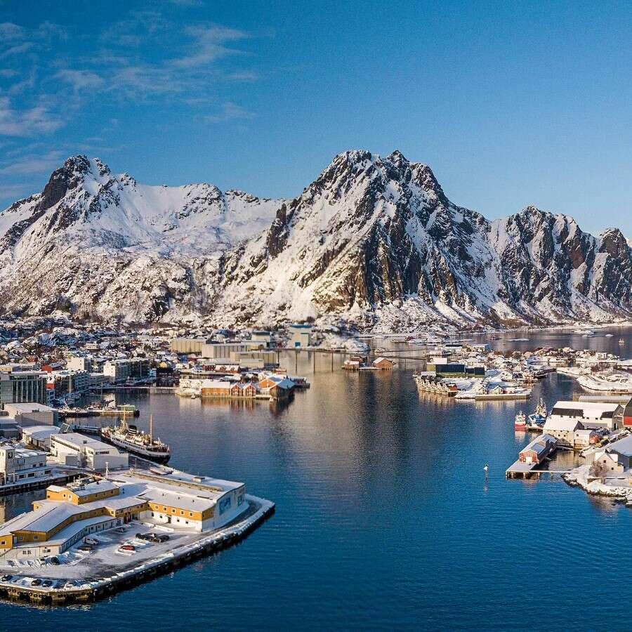 The enchanting Lofoten Islands  - Svolvær