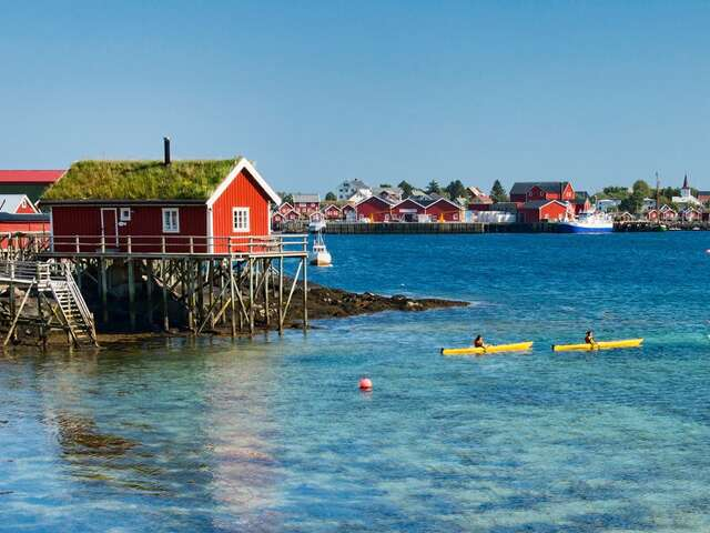 Norway Summer Expedition Cruise from Hamburg