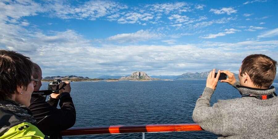 Dramatic views - Bodø - Rørvik