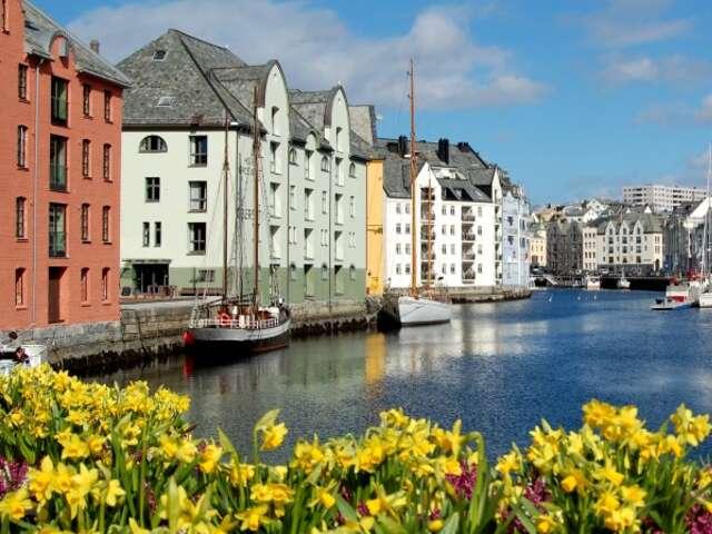 Norway: Tromsø - Bergen