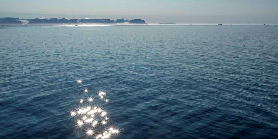 Labrador Sea  - At Sea