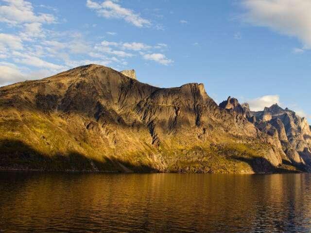 Northwest Passage - Iceland to Cambridge Bay Adventure