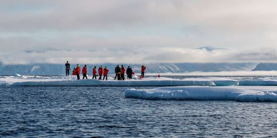 Heading into the Heart of the Northwest Passage - Northwest Passage