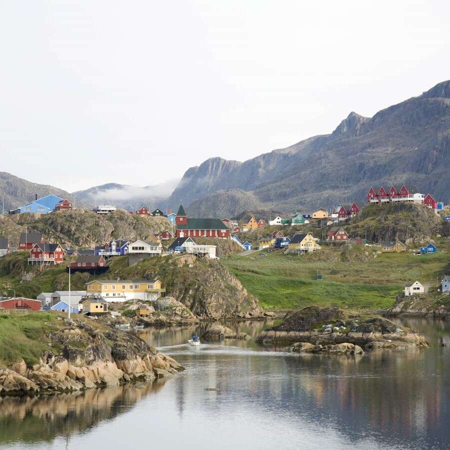 Sisimiut, Greenland - Sisimiut