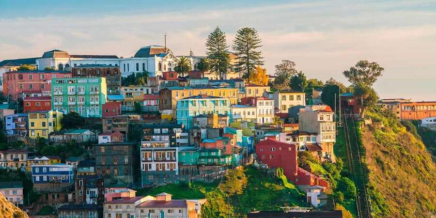 The `Jewel of the Pacific´ - Valparaíso, Chile