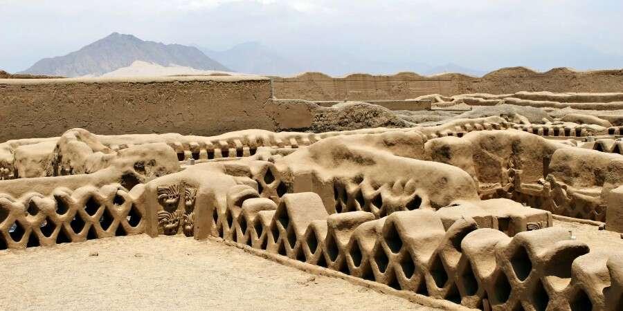 Ancient Kingdoms - Salaverry, Peru