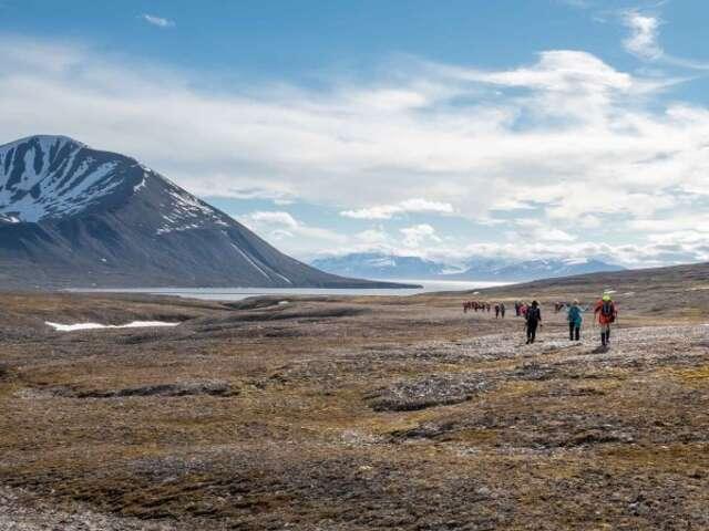 Spitsbergen and Polar Bears – an Arctic Adventure (Sunday to Friday)