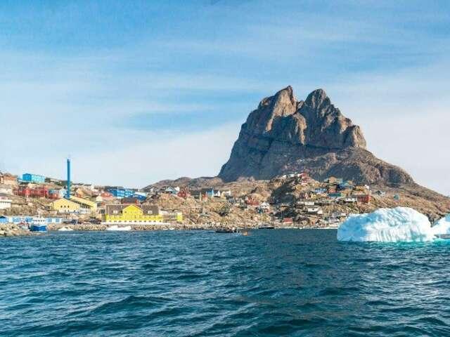 Thule and Disko Bay - Midnight Sun Exploration of Greenland