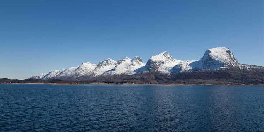 Admire the Seven Sisters - Bodø – Rørvik