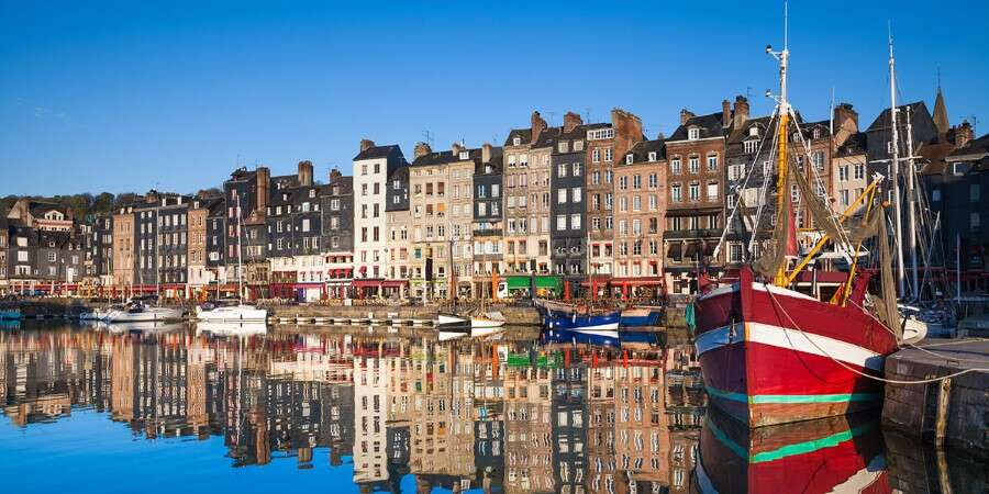 The Most Picturesque Harbor? - Honfleur, France