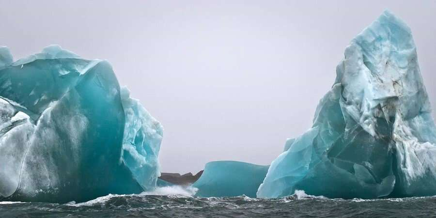 Heading Back to Civilization - Drake Passage