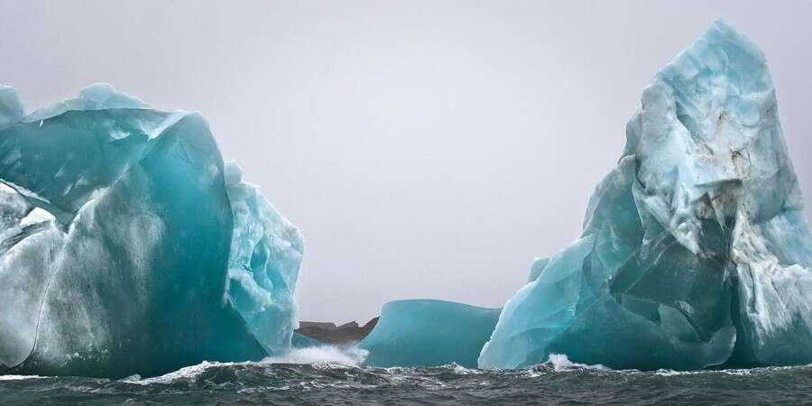 The Drake Passage - At Sea