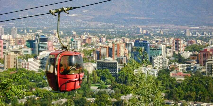Exciting and Diverse - Santiago de Chile
