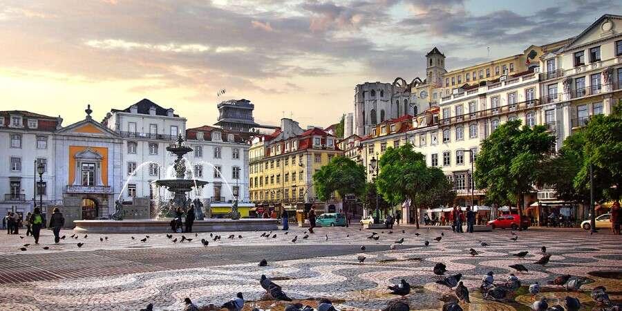 A Legendary City Built on Seven Hills - Lisbon, Portugal