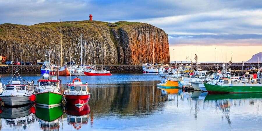 Iceland in a Nutshell - Stykkíshólmur