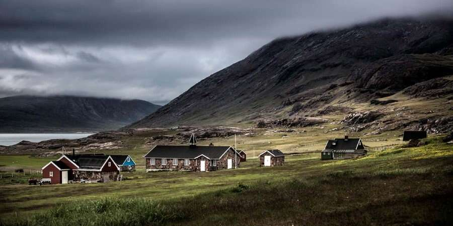 The Religious Heart and Ruins of Norse Greenland - Igaliku and Hvalsey