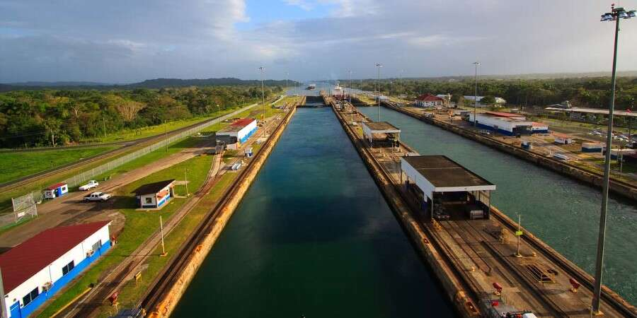 Connecting Two Oceans - Panama Canal