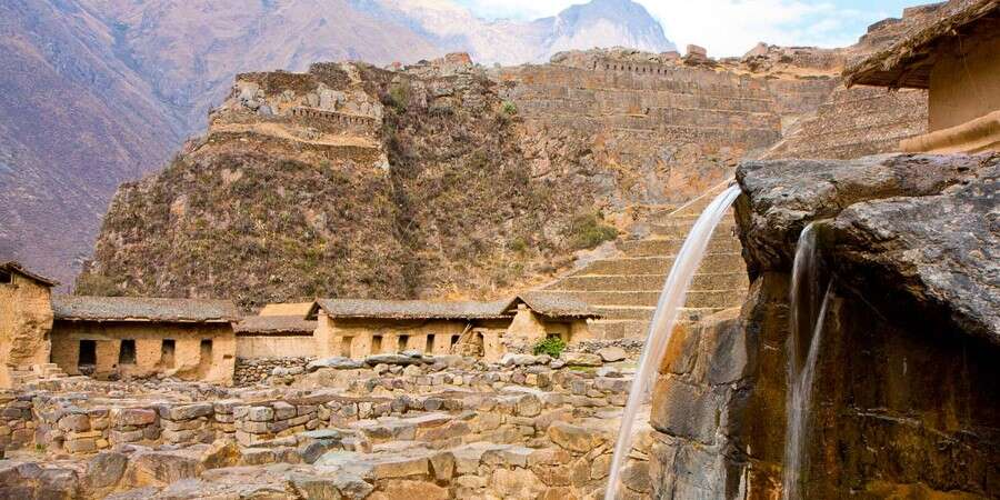 The Highlights of the Incan Empire - Ollantaytambo and Machu Picchu