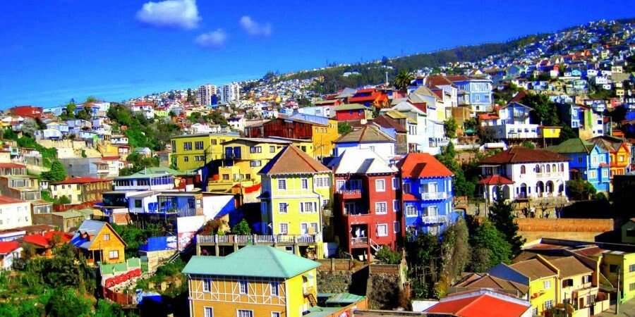 "The ""Jewel of the Pacific"" - Valparaíso, Chile"