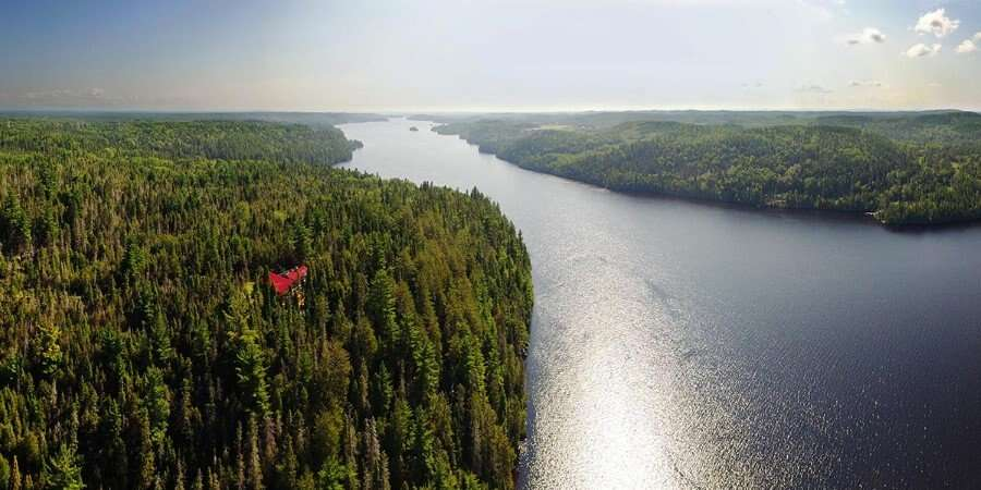 Beauty and Tranquillity on the River - Saguenay and Saguenay River