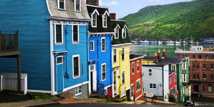 Full of Character - St. John's, Newfoundland