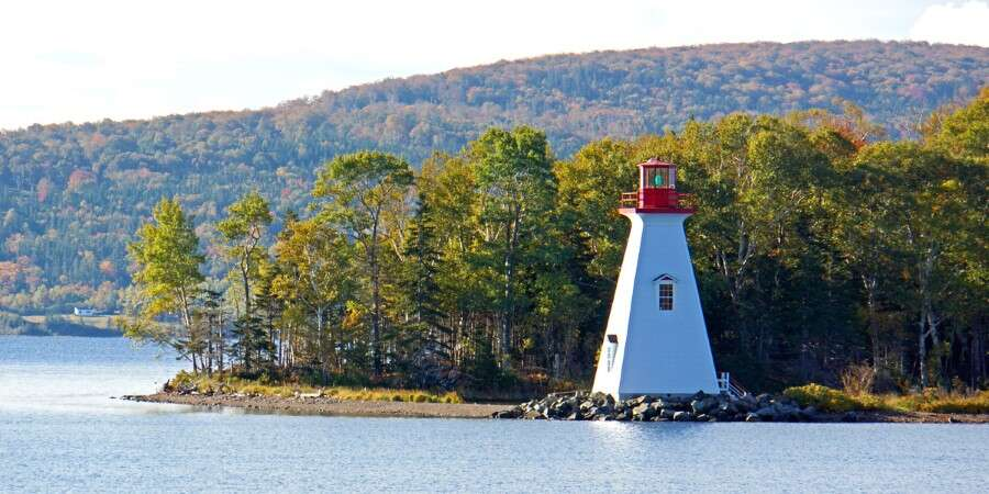 Cape Breton Island and the Cabot Trail - Baddeck, Nova Scotia