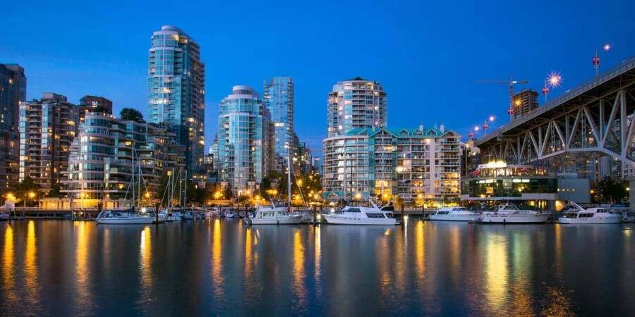 City Break to End Your Adventure - Vancouver, Canada