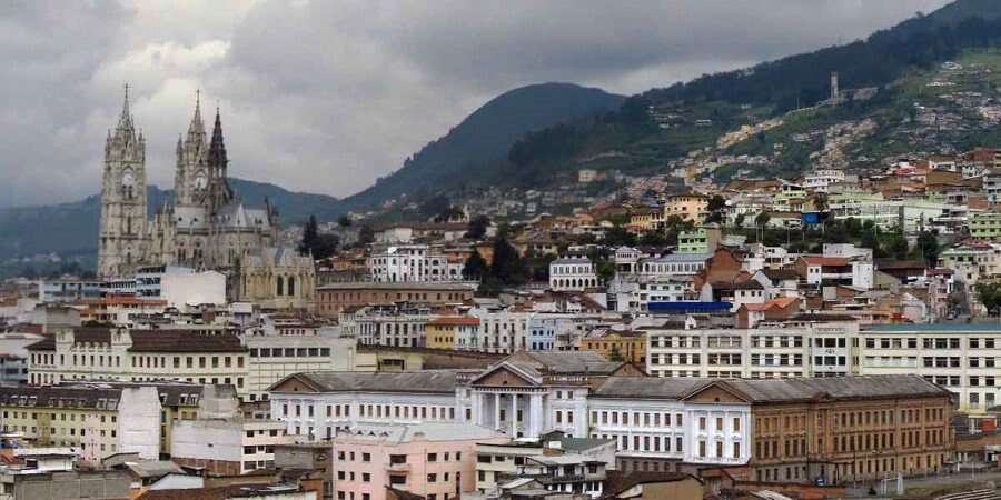 UNESCO Site and Ancient History - Quito, Ecuador