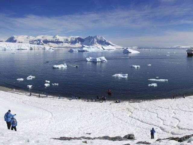 Antarctica, South Georgia and Falklands – Great Explorers and King Penguins
