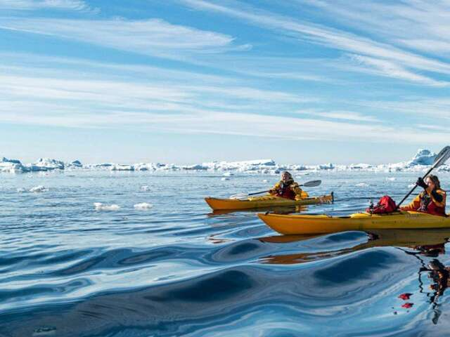 Antarctica - Highlights of the Frozen Continent