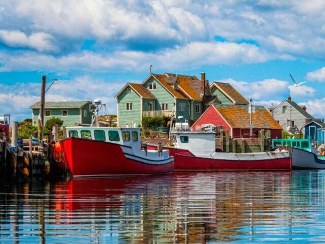 Northeast U.S. and Atlantic Canada - Exploring Canadian Maritimes (Southbound)
