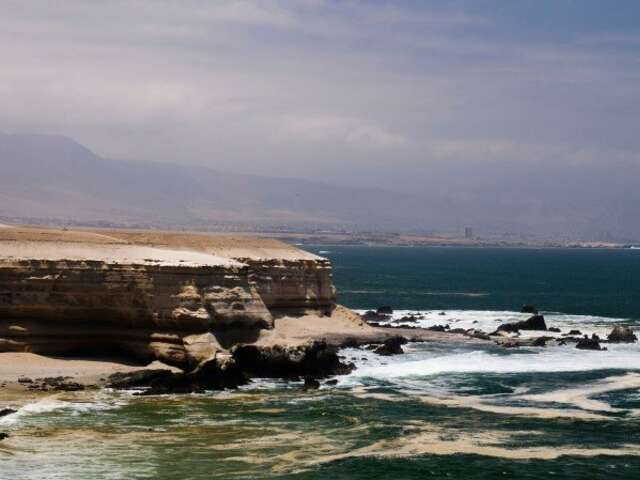 Andean Coast - Expedition from the Jungle to the Desert