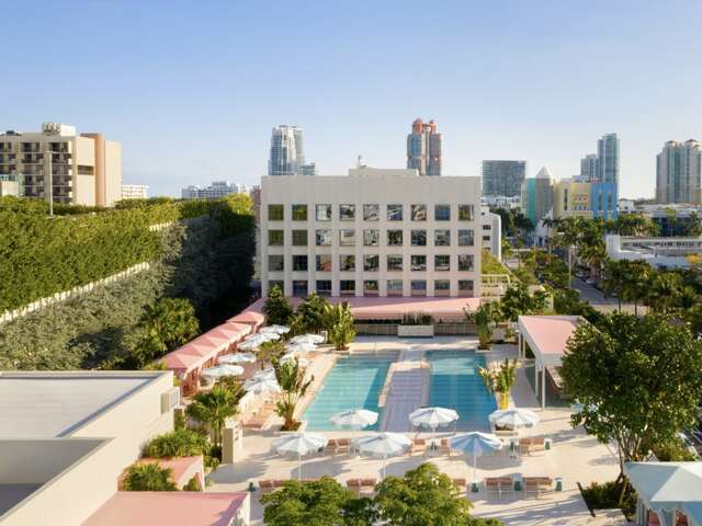 Miami Heats Up This Summer with Three Hotel Openings
